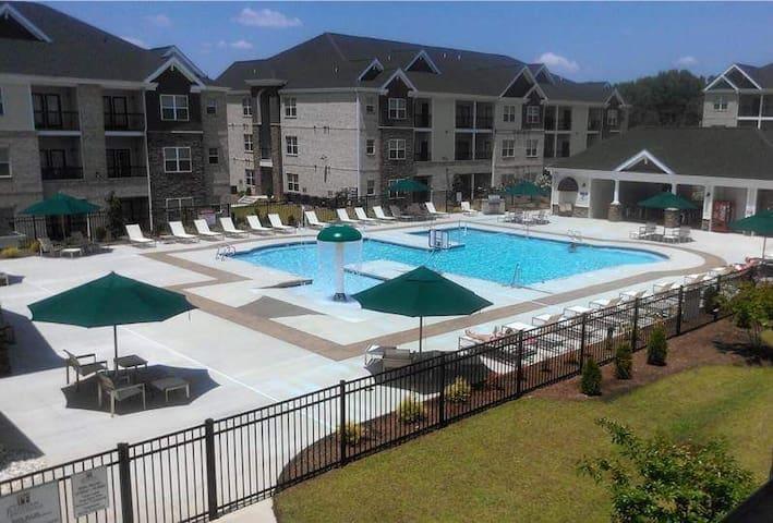 My Fayetteville Oasis