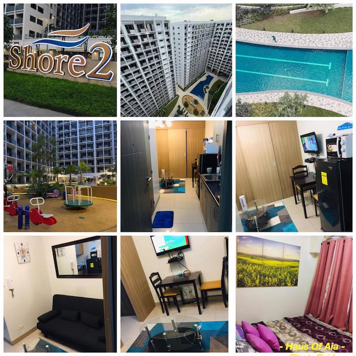 Haus of Aia - SHORE 2 Residences, MOA Pasay City