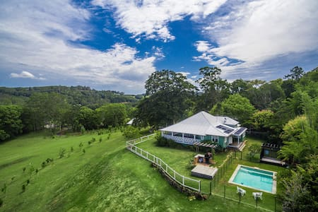 Basil's Brush - Byron Bay Hinterland - Possum Creek - Haus