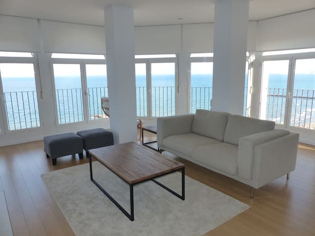 Fabulous apartment to enjoy Valencia and the beach - Port Saplaya - Apartment