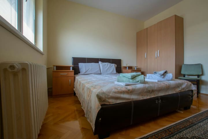 luxury  apartment in center Skopje main square
