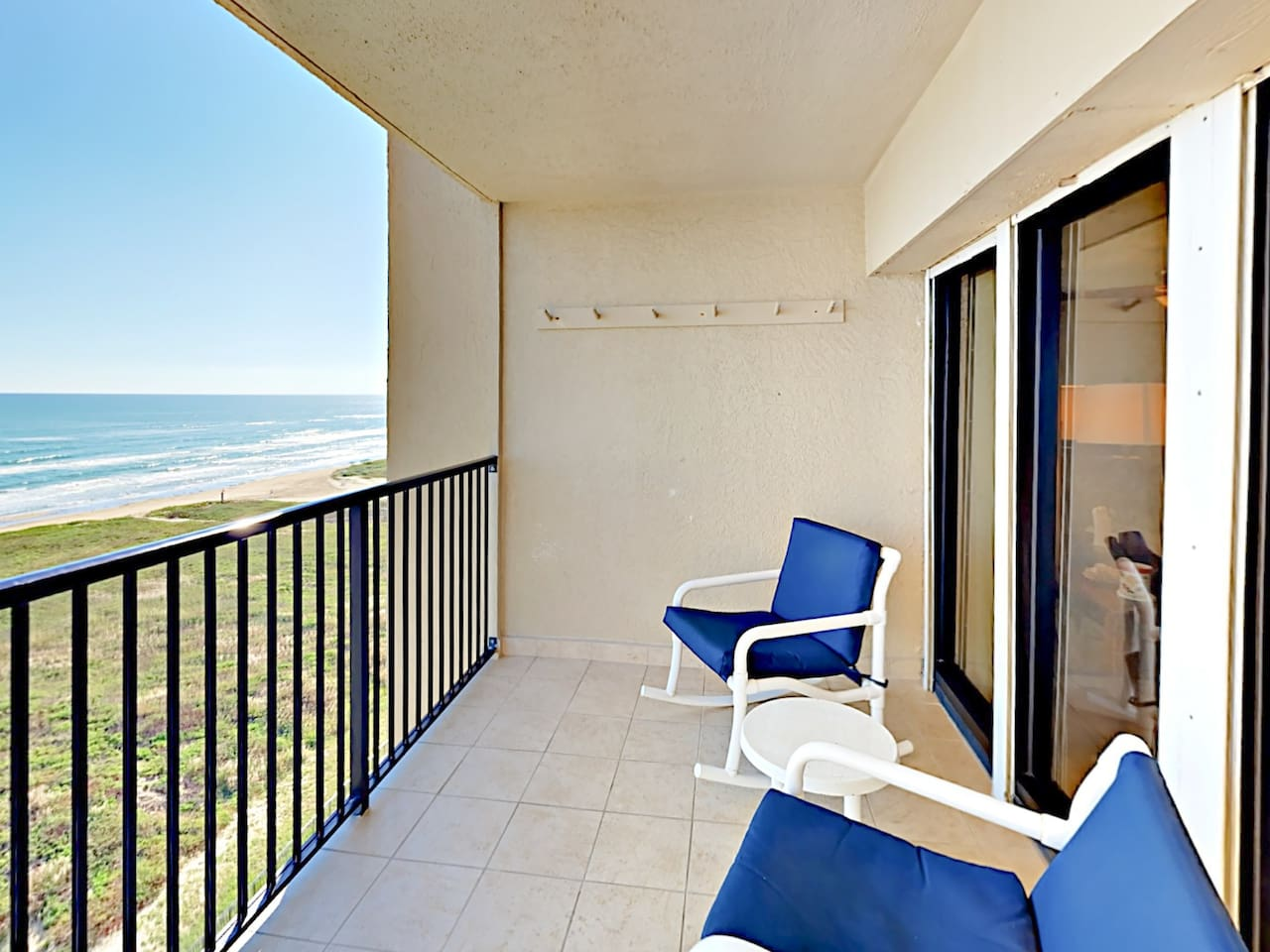 Welcome to South Padre Island! Enjoy truly stunning ocean views on your private balcony.