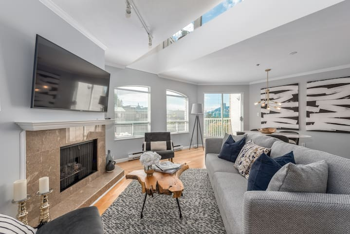3 Bed Urban Townhome, heart of Fairview-min30days