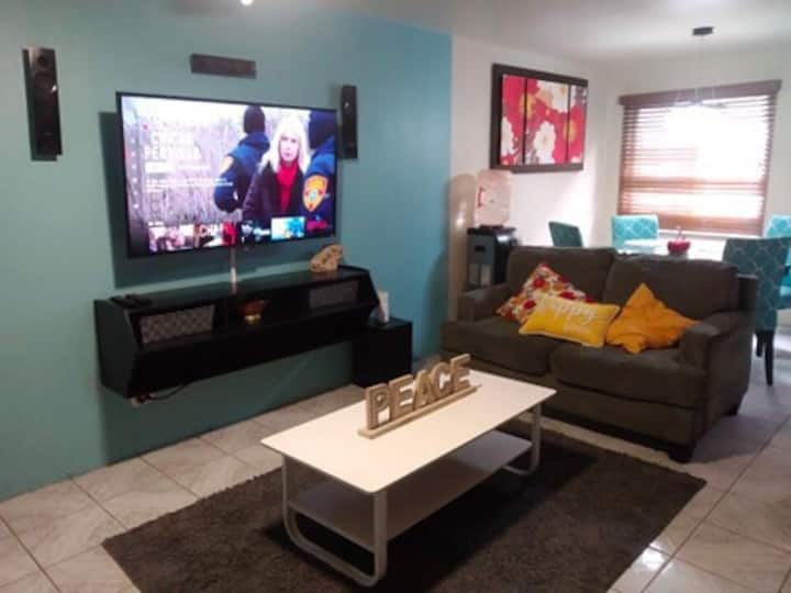 AirPort&Border5min House Fully Equipped&Remodeled
