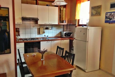 Apartments Ivana / Two bedrooms A1 - Murter - Appartement