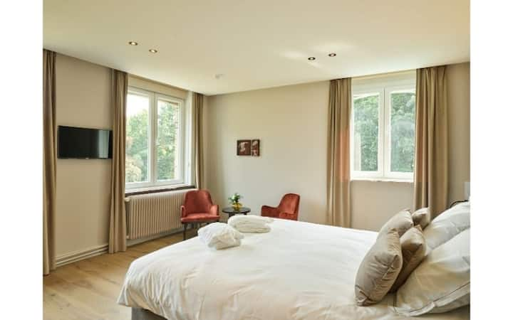 room Eduard in Bed&Breakfast Ter Wallen
