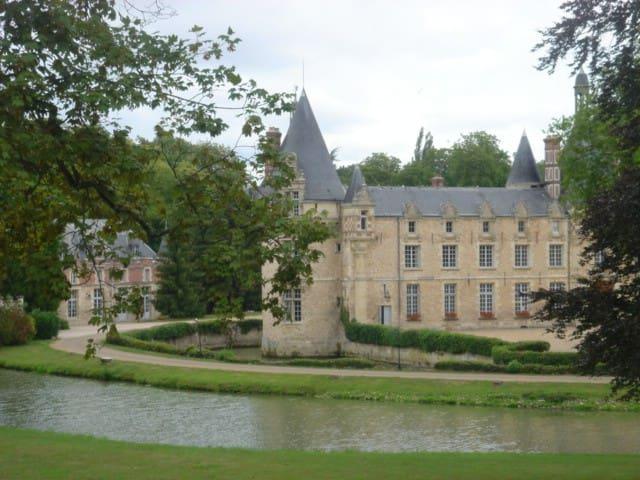Château Esclimont (accessible à pied)