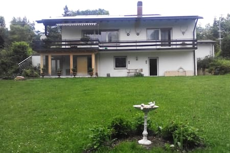 Stunning Alpine location nr Munich - Murnau am Staffelsee - Apartment