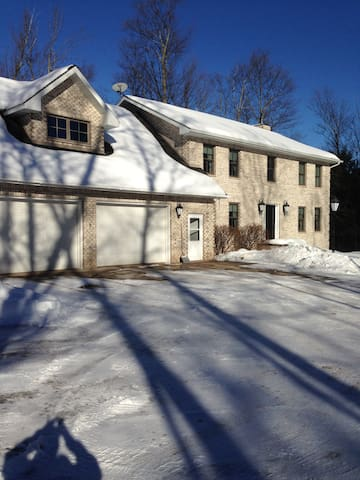 Great secluded location in City Limits - Marquette - Casa