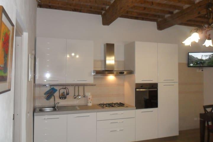 Apartment in Poggibonsi direction San Gimignano