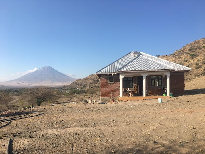 Lake natron guesthouse, a room with a view!