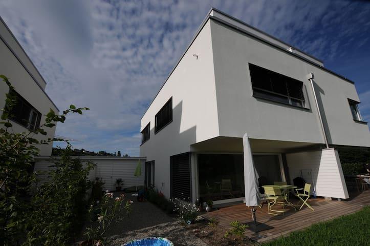Doppeleinfamilienhaus beste Lage - Bremgarten bei Bern - Casa