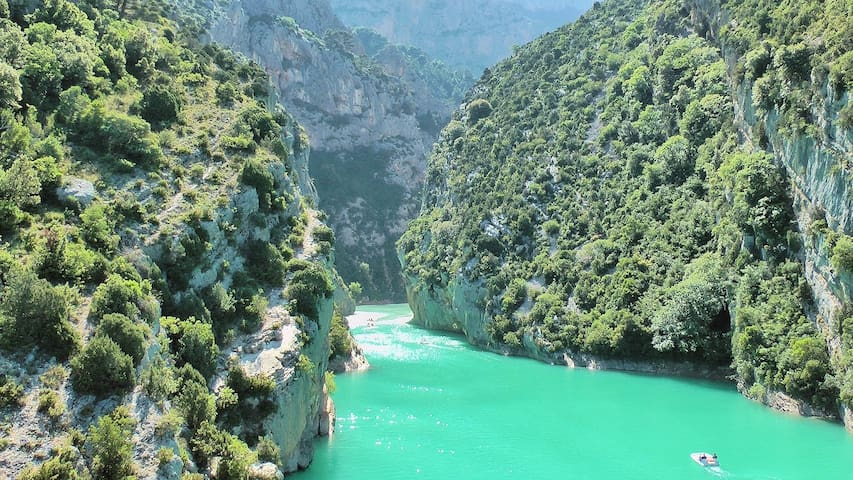 Beautiful place in Gorges du Verdon - La Verdière - Vila