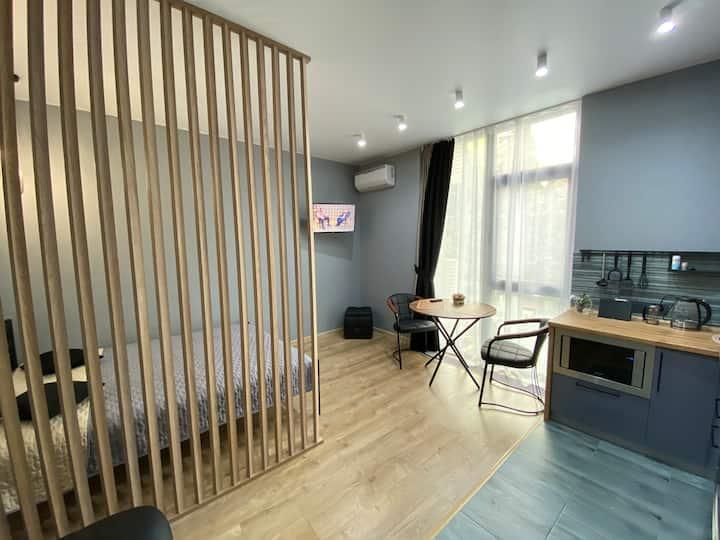 Апартаменты в Метрополь