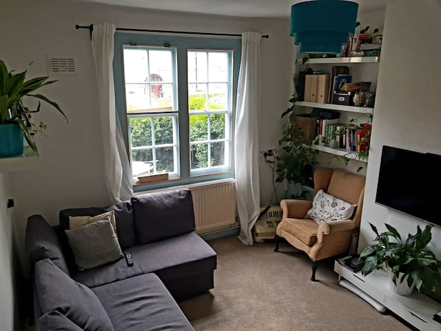 Child friendly home in Edwardian conservation area