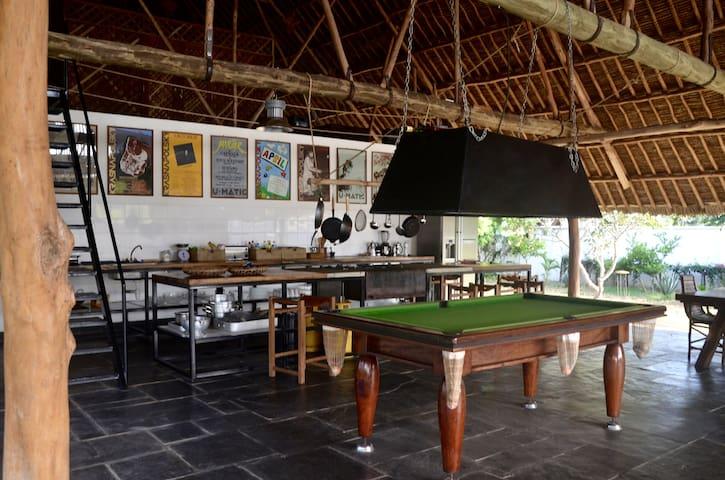 Makuti House, 1 doubleroom (max 2 person)