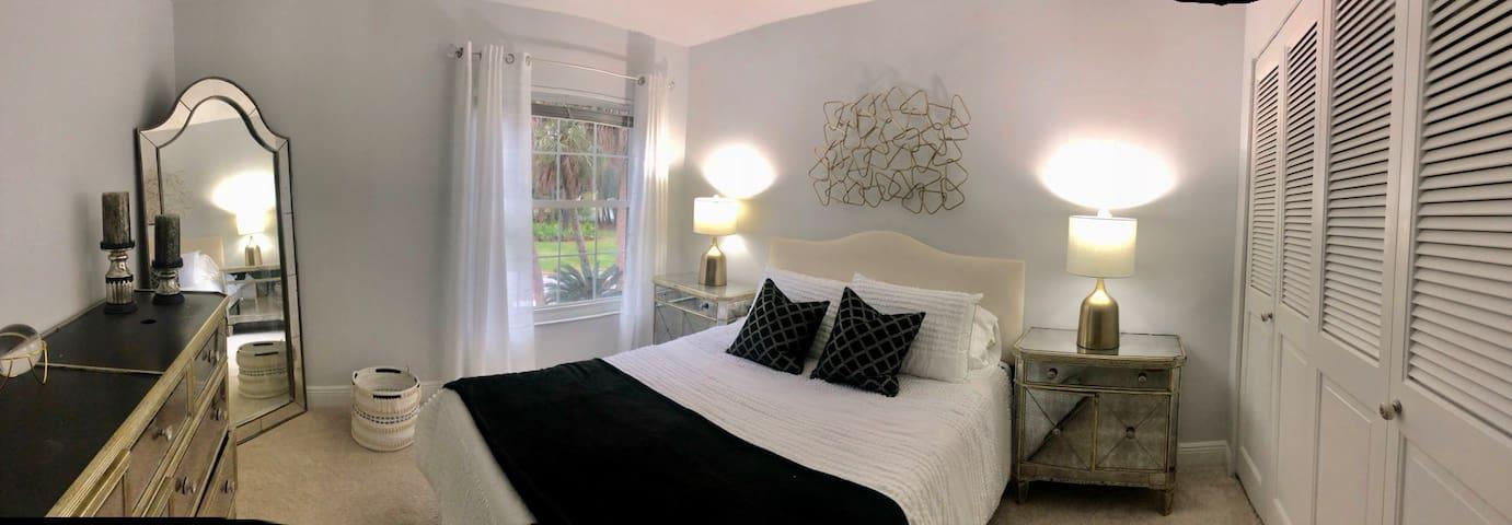 Luxury condo in Saddlebrook Golf and Tennis resort