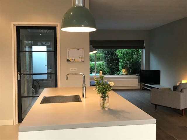 Cosy familyhouse in Naarden, perfect for kids!