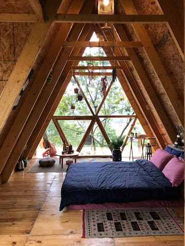 NauNau Garden - Tree house