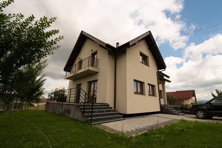 -Magnifique maison/belle vue