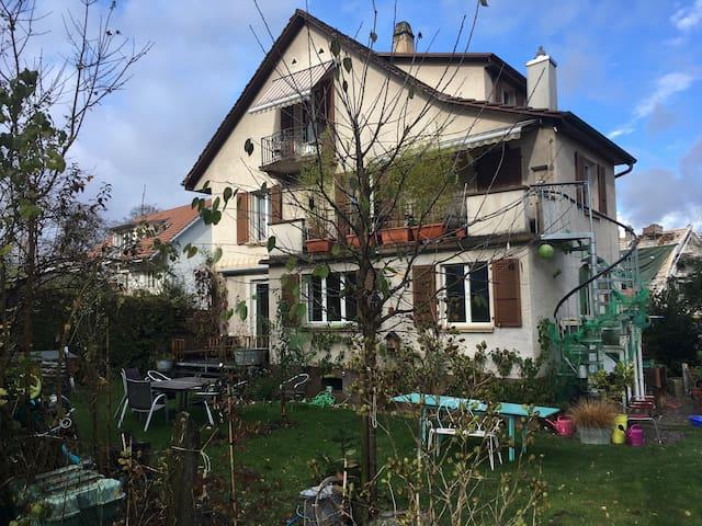 Wohnen am Strand von Bern - Köniz - Apartamento
