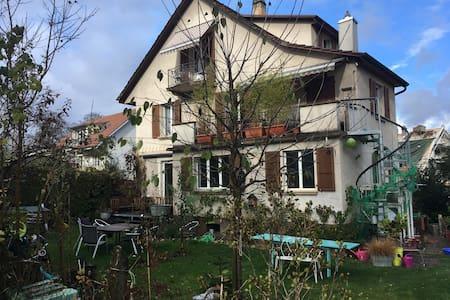Wohnen am Strand von Bern - Köniz - Wohnung