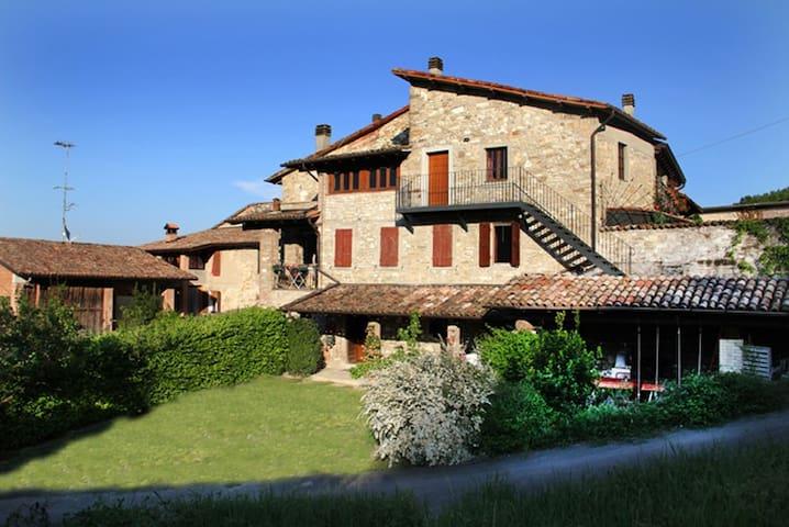 Rustico nelle colline di Parma - Quinzano - House