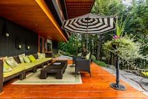 Gorgeous patio!