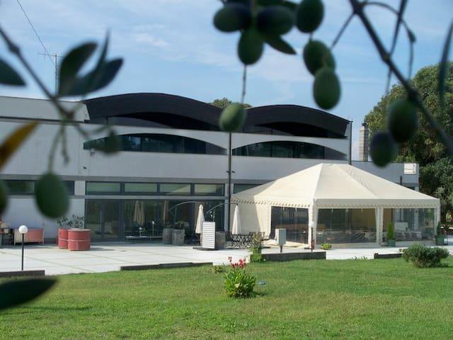 App. Siviglia nell'Agriturismo Pietra Pinta - Cori - อพาร์ทเมนท์