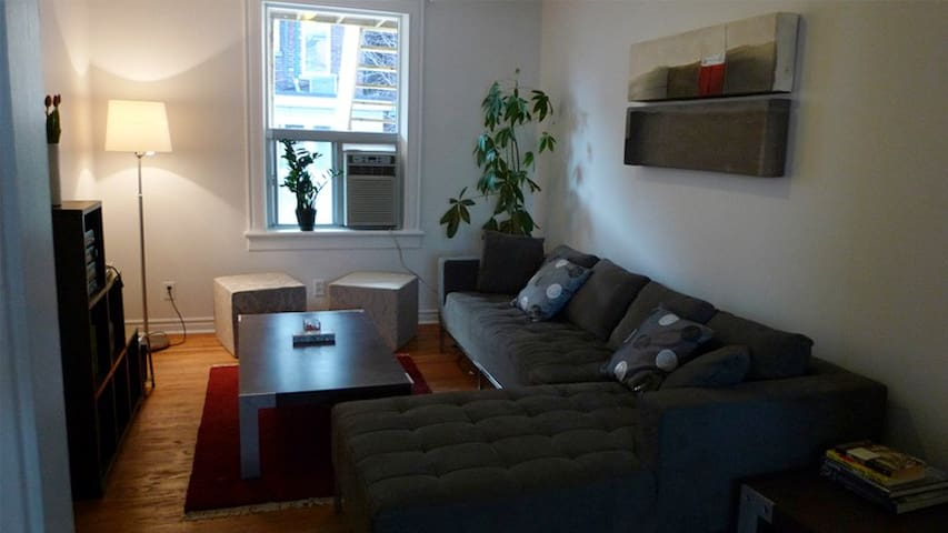 Lovely Apt in Queen West - โตรอนโต - อพาร์ทเมนท์