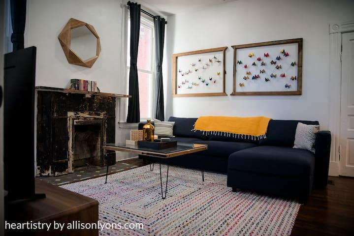 Cozy Covington Escape!