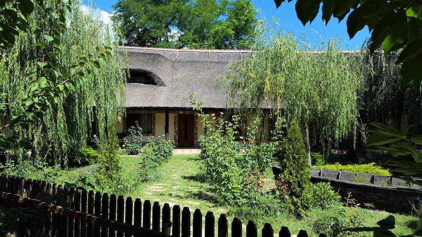 Authentic Style Room in Danube Delta Eco Home