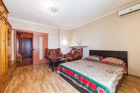 Уютная однокомнатная квартира