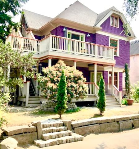 The Purple Place on 18th