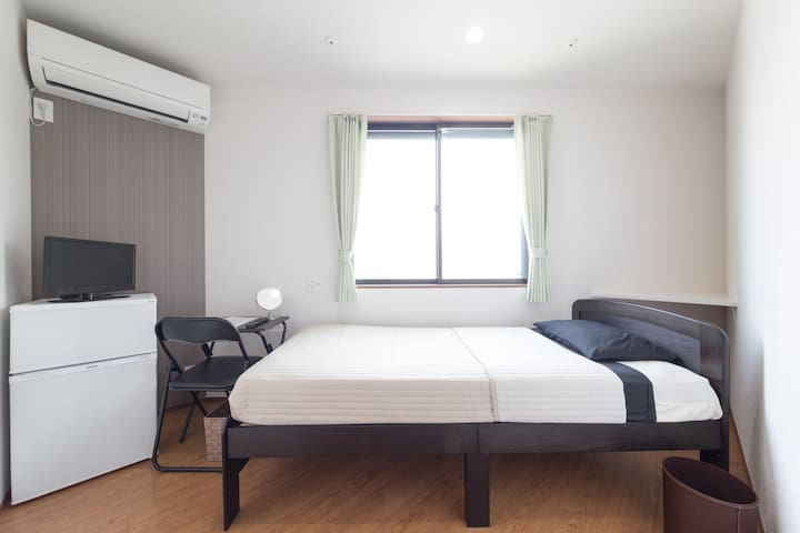 4min from IKEBUKURO Clean & cozy. quiet place102 - Itabashi-ku - Casa