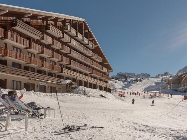 Appartement ski 4/5 pers Eté & Hiver