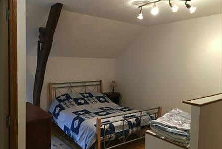 Maison de village à la campagne 10mns Montluçon