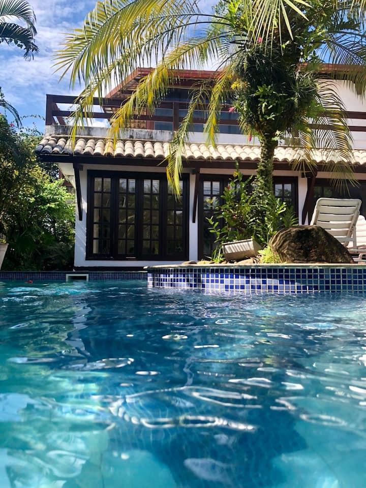 Quarto Jardim - Guesthouse Mata da Praia
