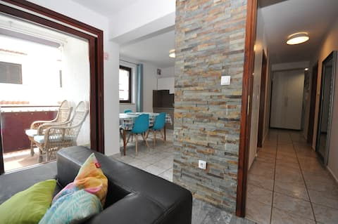 LUXURY APARTMENT KALA 2,close to beach,for4 person