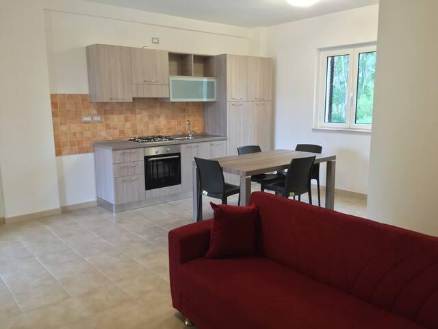 Appartamento nel villaggio Riva Azzurra Policoro - Policoro - Appartement
