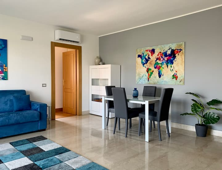 Rome Colors Apartment