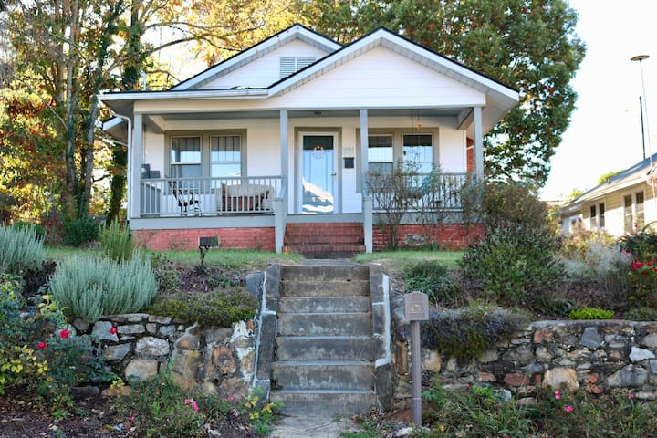 West Asheville Bungalow