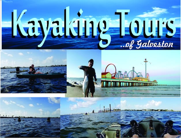 Schedule a day for Kayaking!
