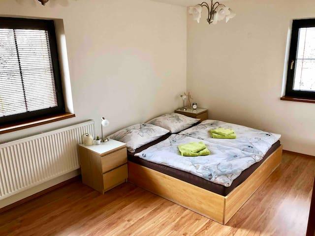 Bedroom 1, second floor