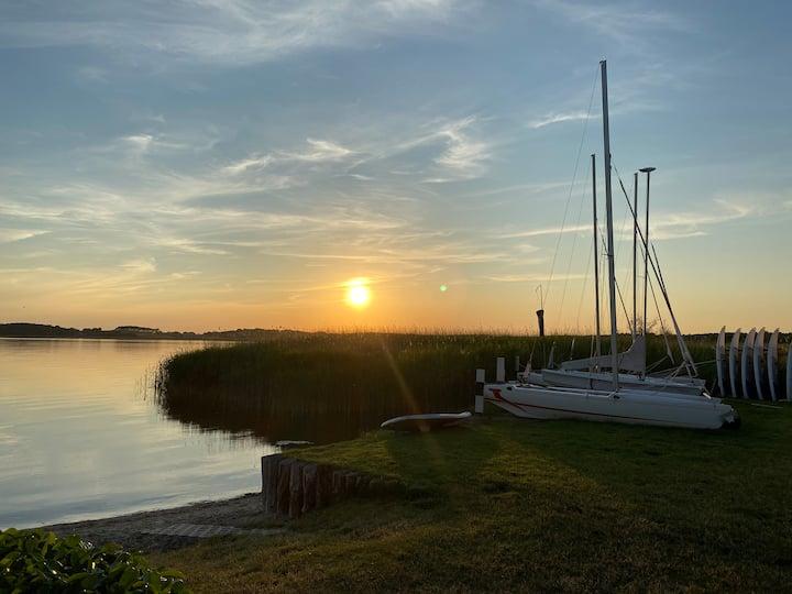 Idyllische Unterkunft 10 Min bis zur Ostsee