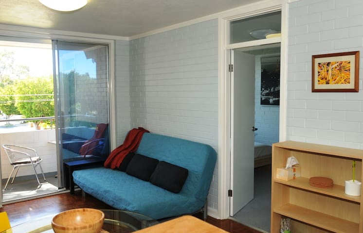 Modern 1bedroom 2beds A/C Self Check-in - Subiaco