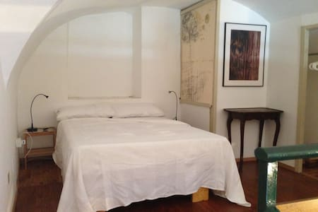 appartamento con soppalco in zona centrale - Catania - Apartment