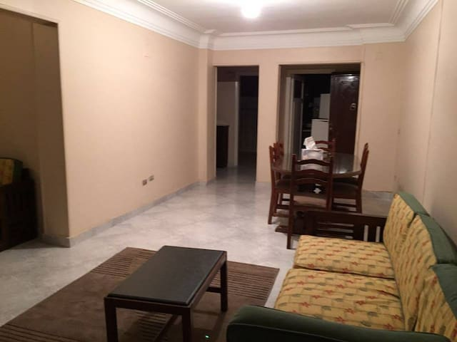 Very comfortable home. - El-Basatin Sharkeya - Departamento