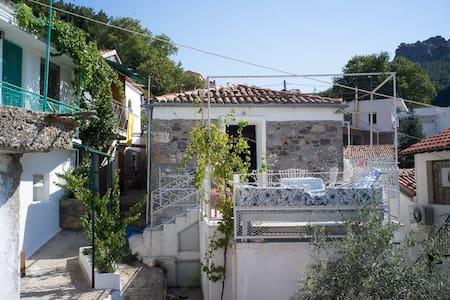 Feggari mansion - Samothraki - Haus