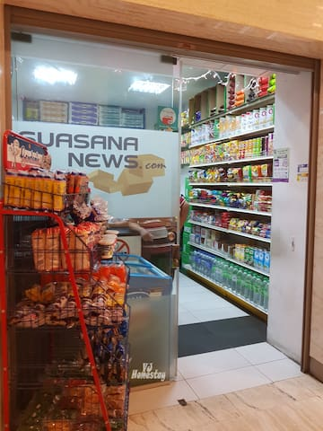 Convenient store at the lobby